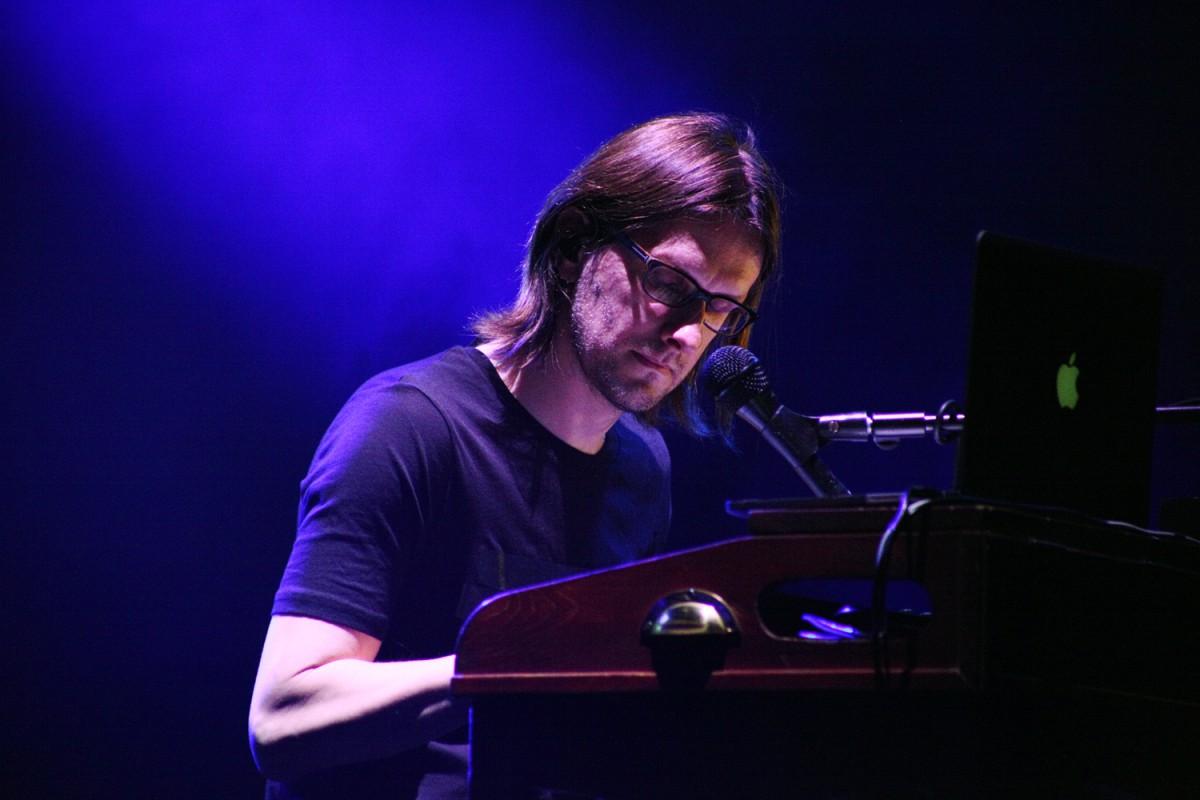 Steven Wilson © Photo by Gili Dailes