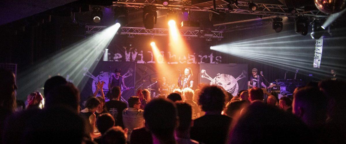 The Wildhearts at Chalk Brighton by Gili Dailes